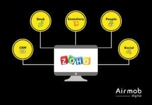 suite logicielle ZOHO
